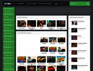 parketme.oyunu.net screenshot