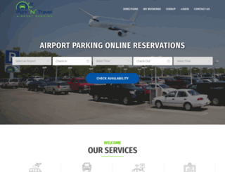 parkflynsave.com screenshot