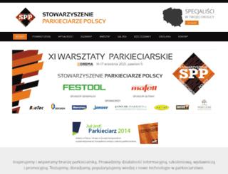 parkieciarzepolscy.com.pl screenshot