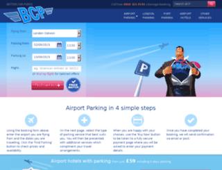 parking-bcp.co.uk screenshot