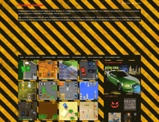 parking-games.biz screenshot