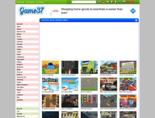 parking-games.game37.net screenshot