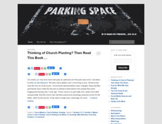 parkingspace23.com screenshot