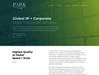 parkip.com screenshot