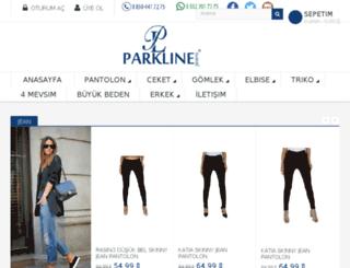 parklinejeans.com screenshot