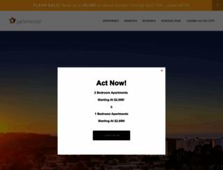 parkmerced.com screenshot
