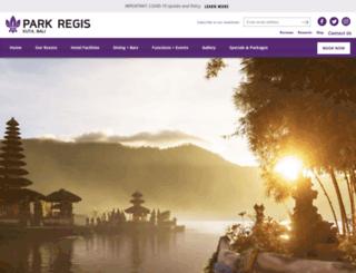 parkregiskuta.com screenshot