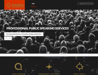 parksprogroup.com screenshot