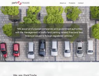 parktrade.com screenshot