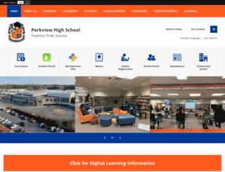parkview.net screenshot