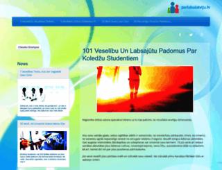 parlabulatviju.lv screenshot