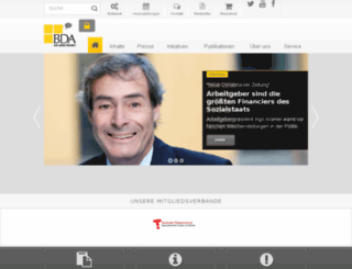 parlamentarischer-abend.com screenshot