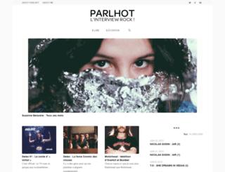 parlhot.voidtek.com screenshot