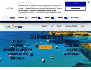 parma-airport.com screenshot