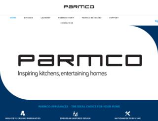parmco.co.nz screenshot