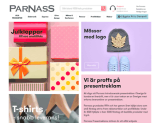 parnass.se screenshot