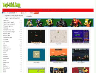 parody.yepi-kizi.com screenshot