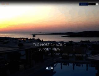 paros-sunsetview-hotel.com screenshot