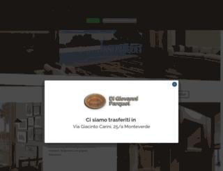 parquetroma.org screenshot
