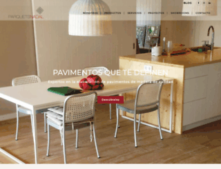 parquetsnadal.com screenshot