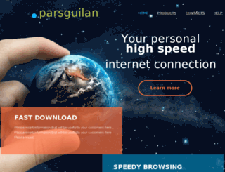 parsguilan.ir screenshot