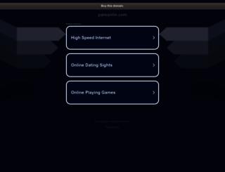 parsonlin.com screenshot