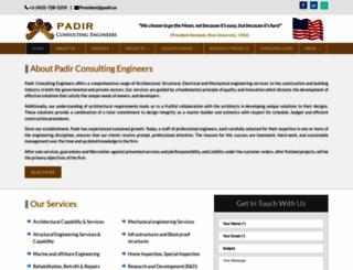 parspadir.com screenshot