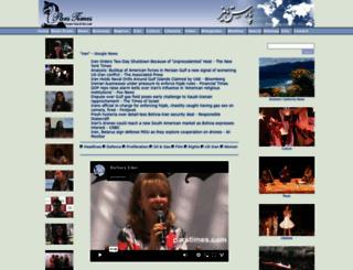 parstimes.com screenshot
