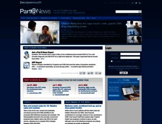 partbnews.com screenshot