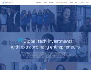 partechvc.com screenshot