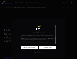parthenon.com screenshot