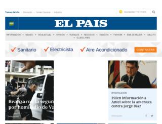 participacion.elpais.com.uy screenshot