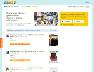 partigi.com screenshot
