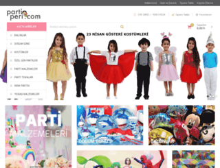partiperi.com screenshot