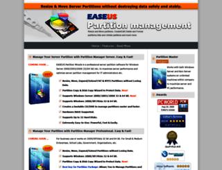 partition-master.com screenshot