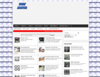 partmotor.web.id screenshot