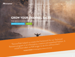 partner-path.com screenshot