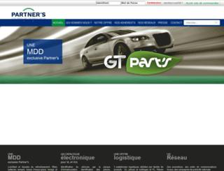 partner-s.com screenshot