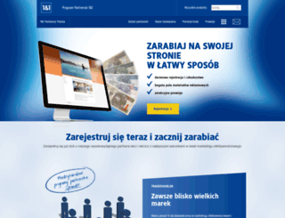 partner.1and1.pl screenshot