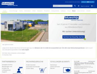 partner.bluechip.de screenshot