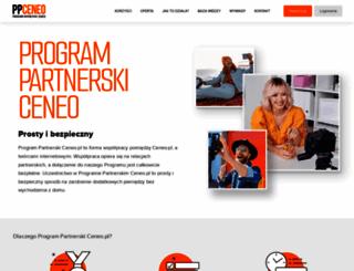 partner.ceneo.pl screenshot