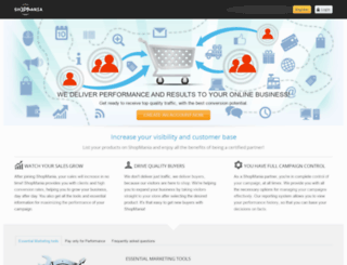 partner.shopmania.co.za screenshot