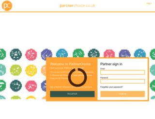 partnerchoice.co.uk screenshot