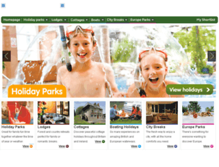 partners.hoseasons.co.uk screenshot