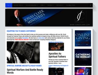 partners.jonasclark.com screenshot