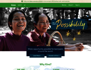 partners.kiva.org screenshot