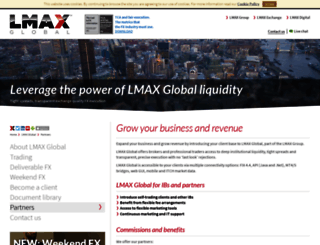partners.lmax.com screenshot