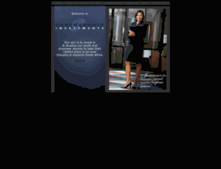 partnershipi.co.za screenshot