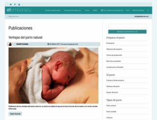 parto.elembarazo.net screenshot