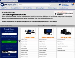parts-people.com screenshot
